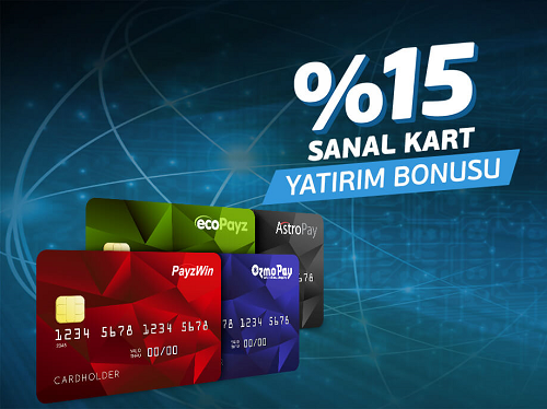 betvole sanal kart bonusu